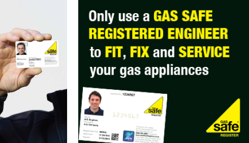 Gas Safe Rgistered