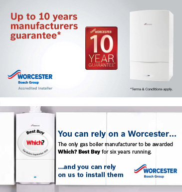 Worcester Boiler Guarantee Banbury